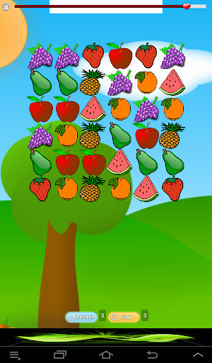 The Fruit Game