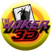 BATMAN 3D Joker Live Wallpaper
