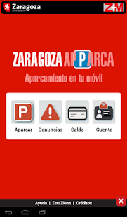 Zaragoza ApParca- screenshot thumbnail