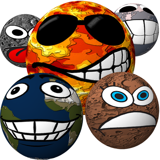 Crazy Planets