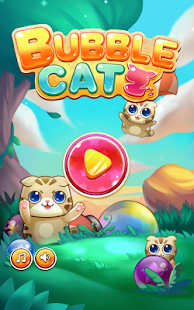 6 Bubble Cat 2 App screenshot