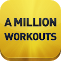 A million workouts by Rawfit icon
