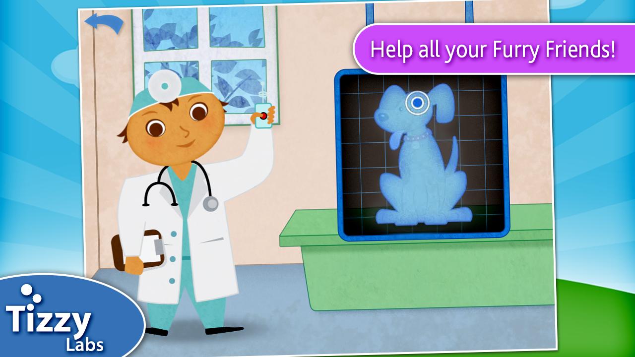 Tizzy Veterinarian - screenshot