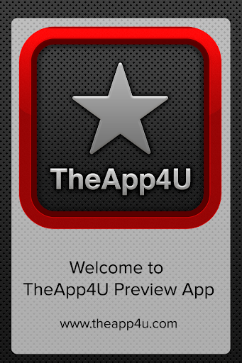 TheApp4U Preview App