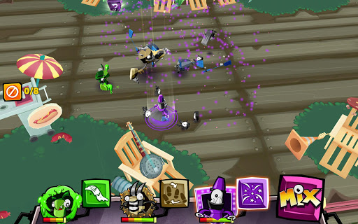 Calling All Mixels Igre (APK) brezplačno prenesete za Android/PC/Windows screenshot