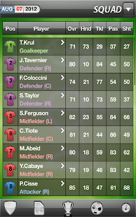 MYFC Manager 2013 - Football - screenshot thumbnail