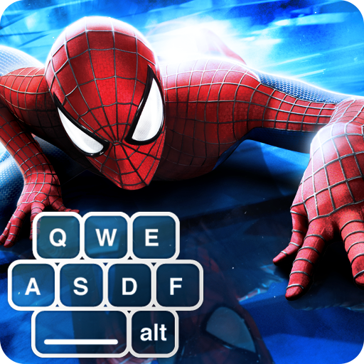Amazing Spider-Man 2 Keyboard Icon