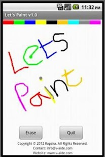 Let's Paint- screenshot thumbnail