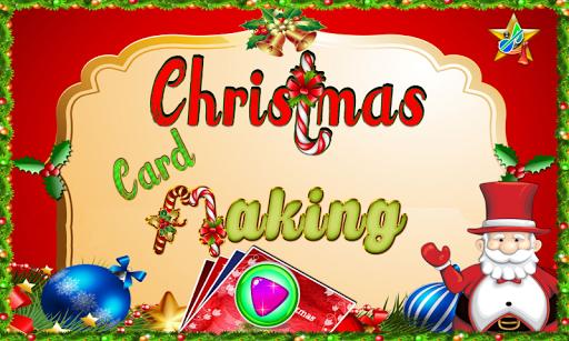 Christmas Card Making