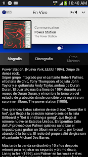 Radio Concierto - Chile - screenshot thumbnail