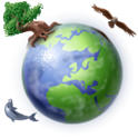 Planet Earth 3D Live Wallpaper icon