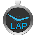 Run Lap Stopper icon
