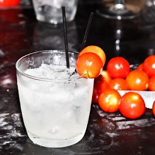 The Hot Tomato Vodka Cocktail.