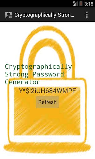 玩免費工具APP|下載強力なパスワードジェネレータ app不用錢|硬是要APP