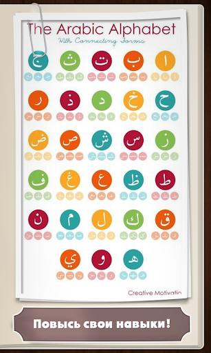 Научиться арабскому языку