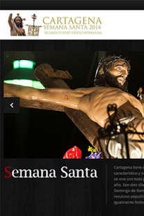 Semana Santa Cartagena- screenshot thumbnail