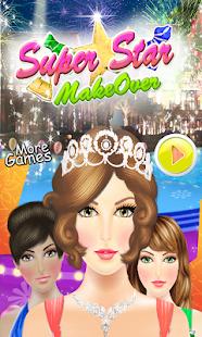 巨星化妝遊戲
