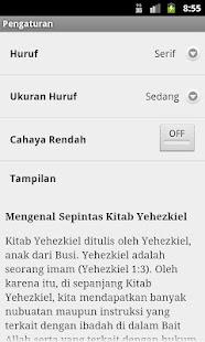 GEMA - Gerakan Membaca Alkitab - screenshot thumbnail