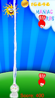 Screenshot of Maniac Birds