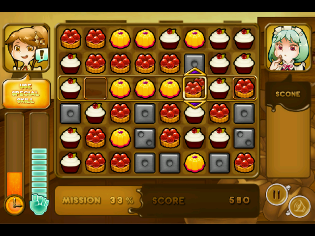 Bread Sweets & Tales- screenshot