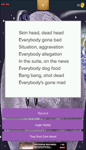 玩益智App|Michael Jackson Guess Song免費|APP試玩