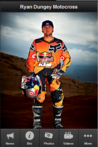 Ryan Dungey Fan App