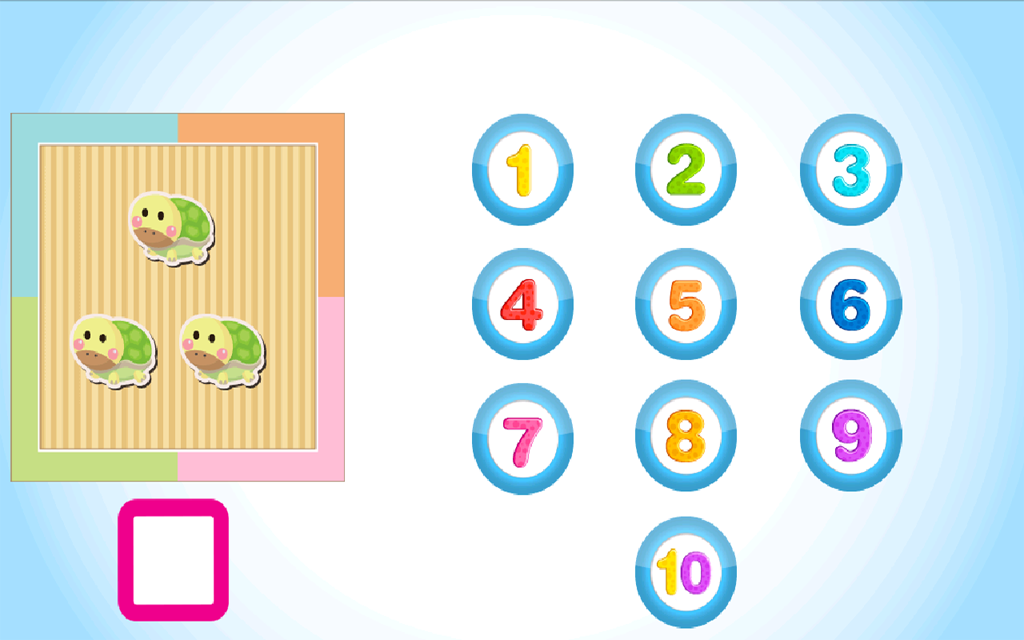 Kids Math - Kindergarten: captura de pantalla