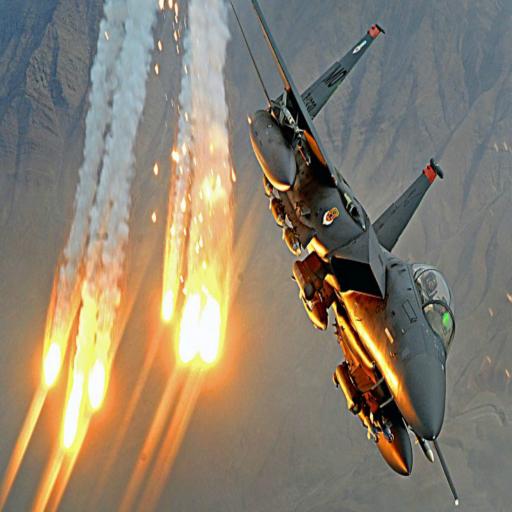空爆フライトシミュレータは 模擬 LOGO-玩APPs