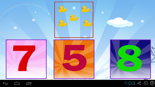 Learn Numbers For Toddlers Pro