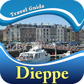 Dieppe Offline Map Guide
