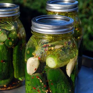 Deli Style Kosher Dill Pickles