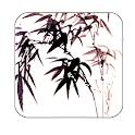 whitetone bamboo livewallpaper icon
