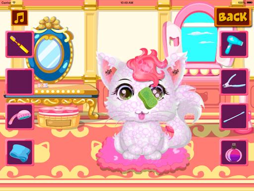 Baby Kitty Care Salon