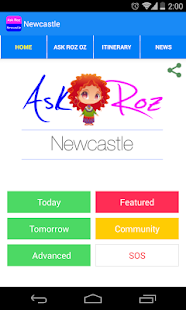 Ask Roz Newcastle- screenshot thumbnail
