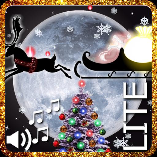 크리스마스 라이브 배경 화면 무료 個人化 App LOGO-硬是要APP