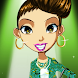 Trendy Fashion Makeover Girl