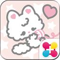 Cute Theme-Fluffy Parade- icon