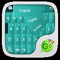 GO Keyboard Soft Green Theme icon