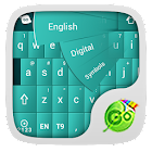 GO Keyboard Soft Green Theme icon
