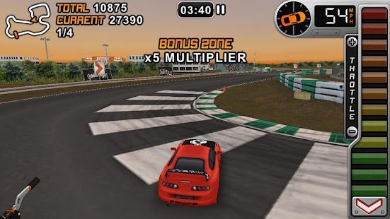 Drift Mania Championship Lite - screenshot thumbnail