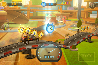 Small & Furious: RC Car Race Screenshot 4