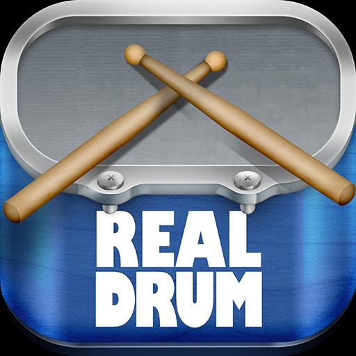 Top Free In Music Real Drum 1 Real Drum Rodrigo Kolb Apps