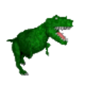 Dino Attack Hunt icon