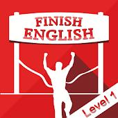 Finish English Level 1
