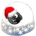 Tap Sheep Christmas Edition logo