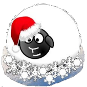 Tap Sheep Christmas Edition