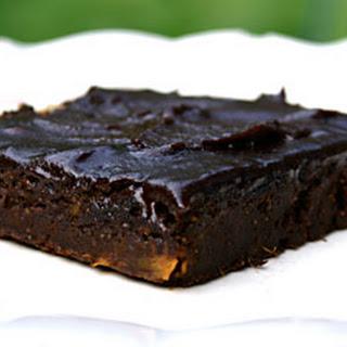 Carob Brownie.