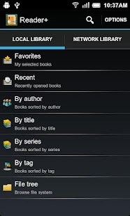 Book Reader Free (Reader+) - screenshot thumbnail