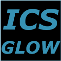 ICS GLOW Audio Manager Skin logo