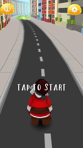 Santa Run Almost Christmas 3D